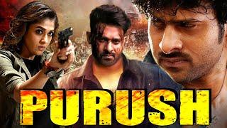 Purush Full South Indian Movie Hindi Dubbed   Prabhas Movies In Hindi Dubbed Full