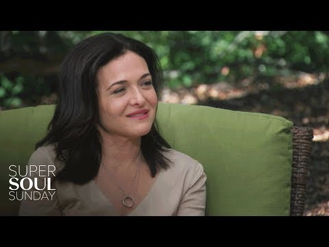 How Sheryl Sandberg Found the Courage to Date After Her Husband's Death | SuperSoul Sunday | OWN