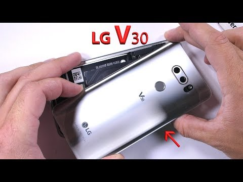 LG V30 Teardown - Best Cell Phone Camera Hardware Ever?!