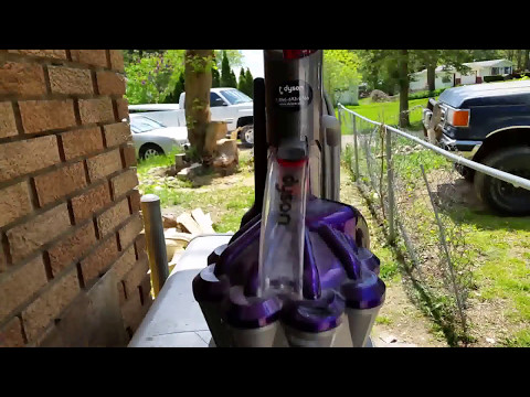Dyson DC17 animal cleaning & repair