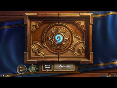Hearthstone- Card,Cardback and Hero Collection