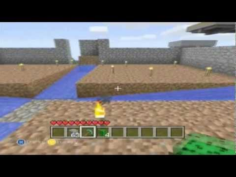 How to make an Animal Mob spawner in Minecraft Xbox 360