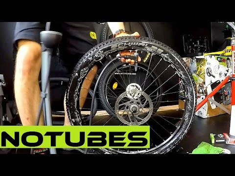 How To Convert An OLD Tire And Rim To TUBELESS Wheel - Stan's NoTubes.