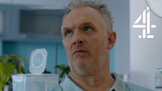 Greg Davies, The Replacement Synth | Humans Special | Stand Up To Cancer