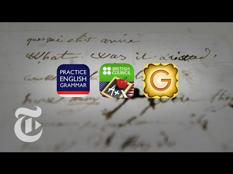Free Apps to Improve Your English | App Smart Reviews | The New York Times