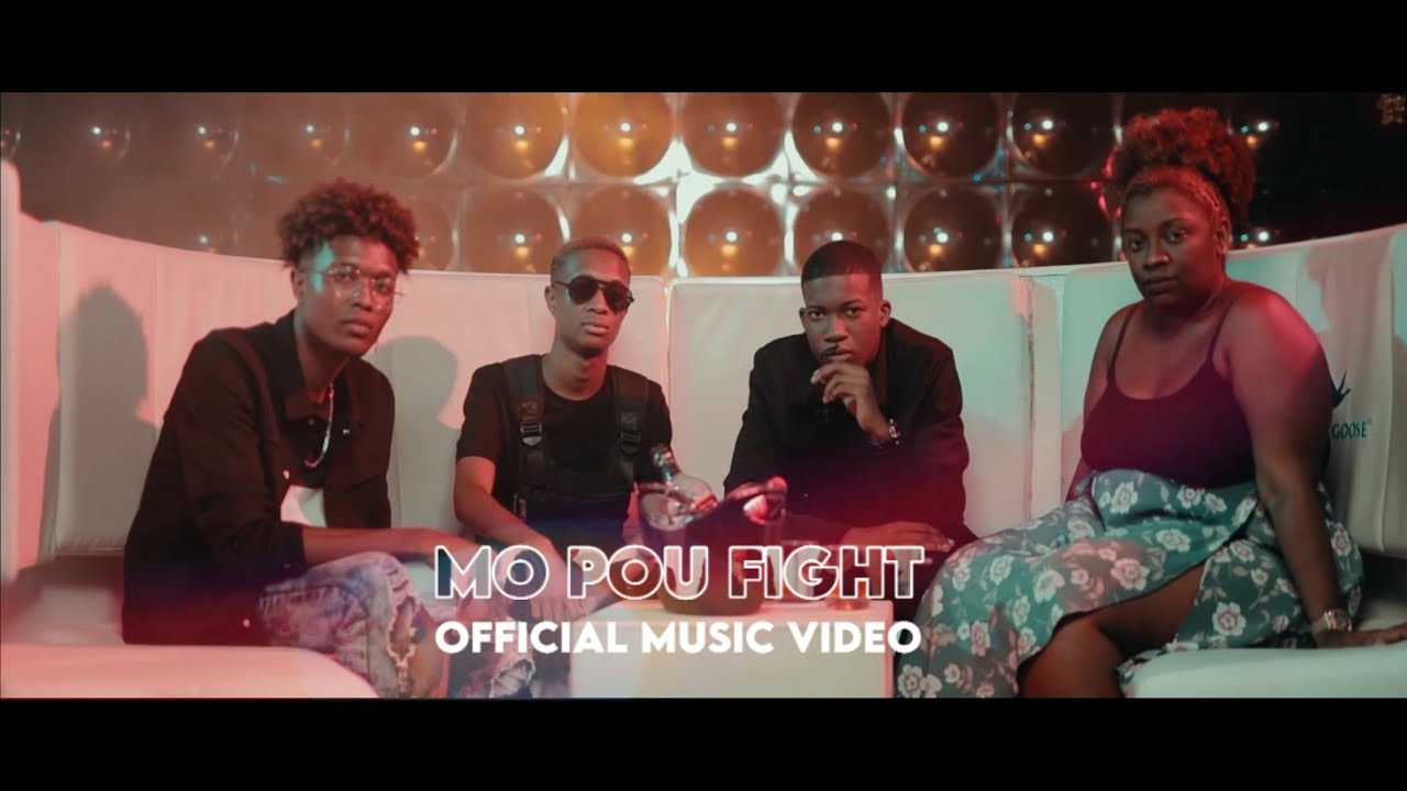 Helix Dynasty - Mo Pou Fight (ft. So'Fresh, Tazou & Yohan) (Official Music Video)