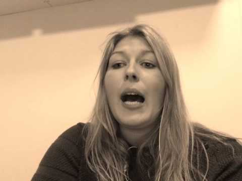 Acapella | Create Your Own Recording | Cover by sarahnielsen