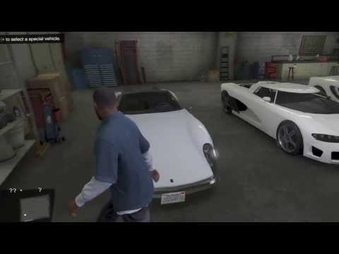 GTA 5 $200,000,000 Worth of Car in a Garage (BEST GARAGE IN THE GAME BUGATTI, AVENTADOR, FERRARI)