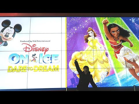 Disney On Ice With My MOM! | Dare To Dream 💫