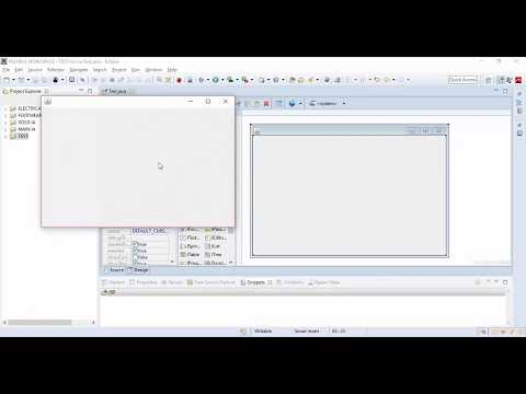 Java - Making a JTextField Background Transparent Swing/AWT/SWT/Windows Builder