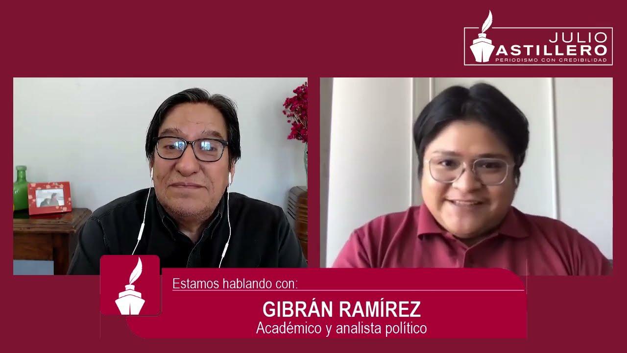 Gibrán Ramírez: en candidaturas de MORENA, festival de pragmatismo, cuotismo y opacidad