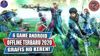 6 Game Android Offline Terbaru 2020 dengan Grafik HD Keren!