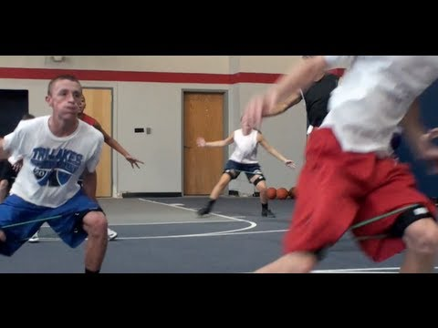 Increase Defensive Speed | Basketball