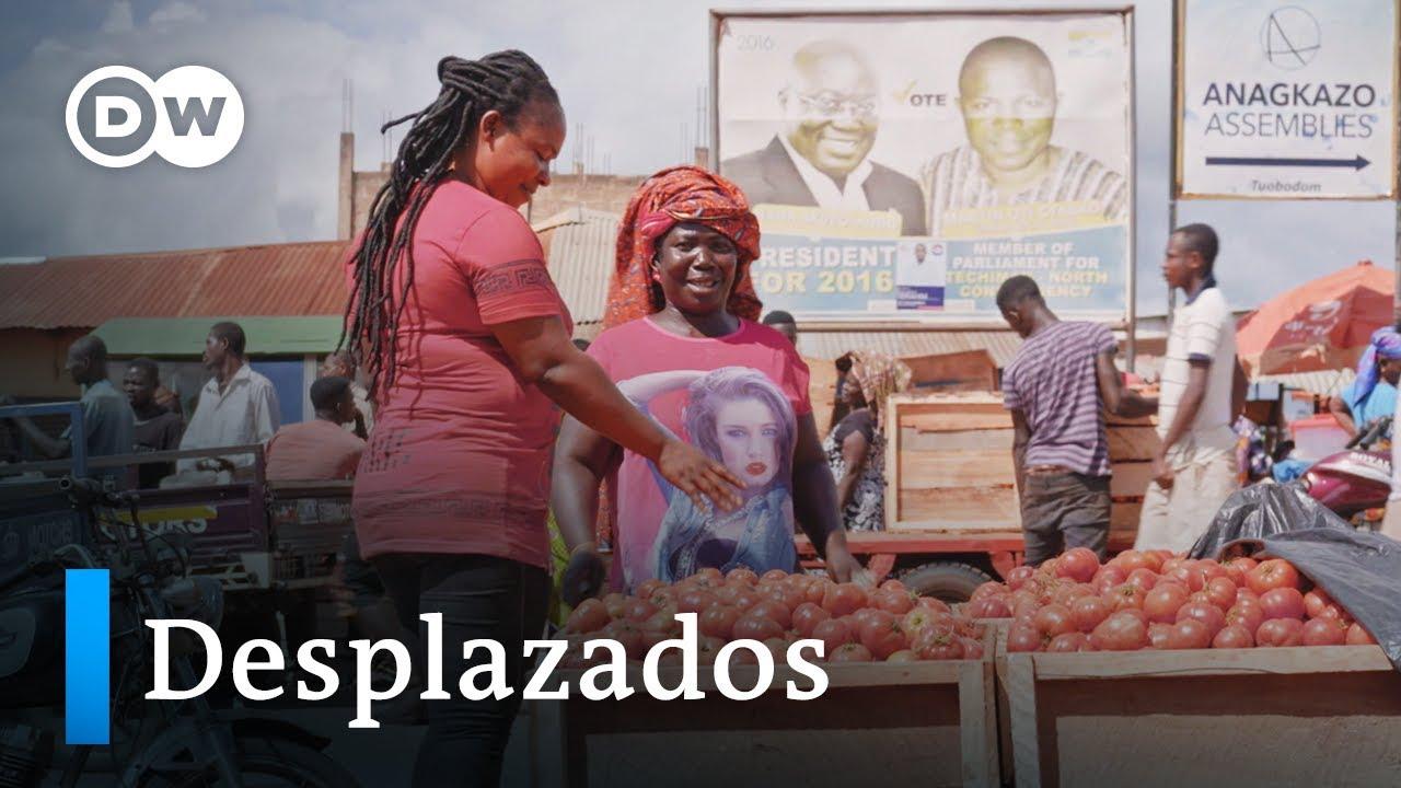 Tomates y codicia - El éxodo forzado de los agricultores de Ghana   DW Documental