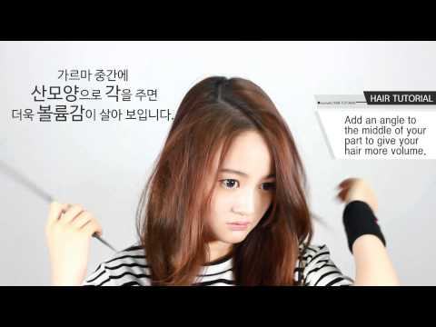 [english subtitles] TIPS & TRICKS: Parting your Hair