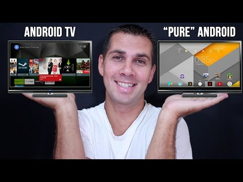 ANDROID TV OS vs