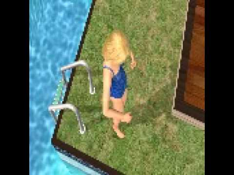 Crazy Sim and The Diving Board