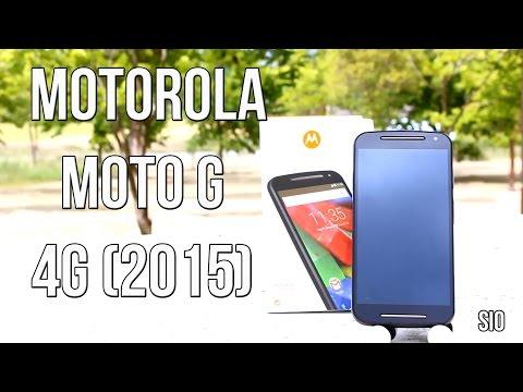 Motorola Moto G 4G (2º generación) Análisis y review en Español | SIO