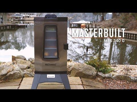 Masterbuilt 340G Bluetooth Electric Smoker