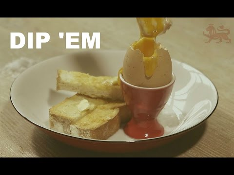 Boiled Egg and Soldiers - Egg Recipes
