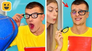 FUN CHRISTMAS HACKS AND CRAFTS! Holiday DIYs Christmas Ideas & Funny Situations by Mr Degree