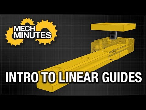 INTRO TO LINEAR GUIDES - CLEARANCE SELECTION #4 | MECH MINUTES | MISUMI USA