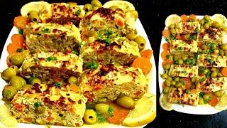 طاجين زيتون بطريقة جديدة و عصرية و راقية و بنة مضمونه لرمضان جربوه روعة و لتجديد في اطباق رمضان