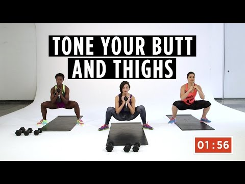 The Workout That Tones Your Butt and Thighs