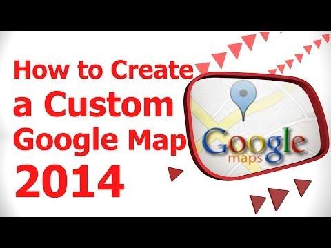 How to Create a Custom Google Map