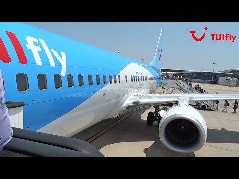 [Tripreport] Tuifly (Economy) Boeing 737-800 I Hurghada - Stuttgart (D-ATUE)
