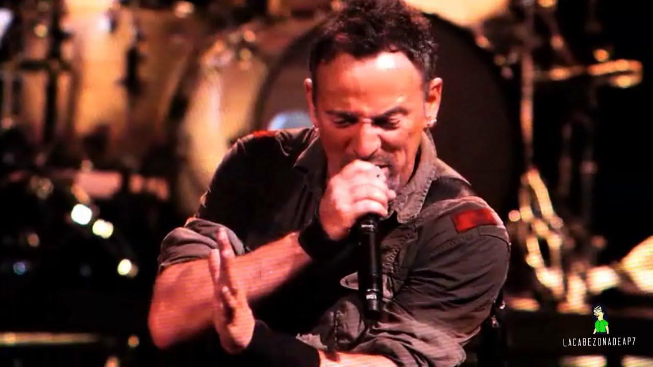 Bruce Springsteen - Brown Eyed Girl