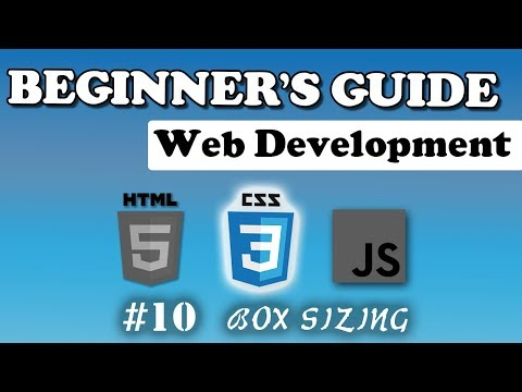CSS - Box Sizing | Beginner's Course | #10