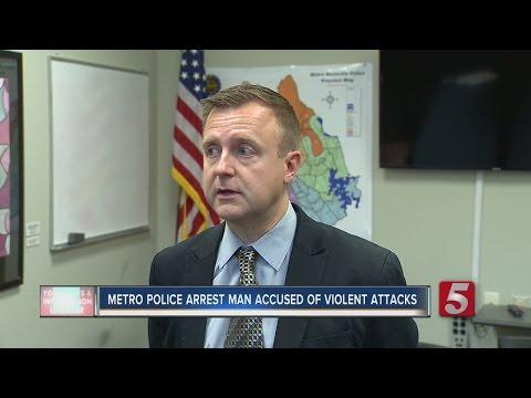 Man Arrested On 20 Outstanding Warrants