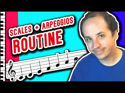 The Ultimate Practice Routine for Scales and Arpeggios on Piano