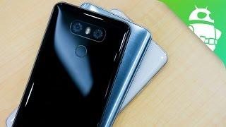 LG G6 hands-on: LG
