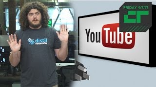 YouTube now blocking ads on low-view channels | Crunch Report