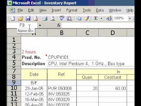 Microsoft Office Excel 2003 Add the default currency symbol