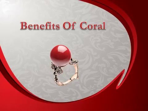 Benefits Of Red Coral Stone