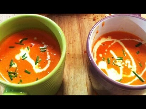 Magic Tomato Soup: Cooking For Kids