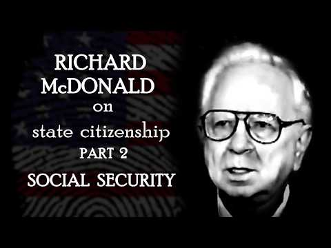 Social Security (Richard McDonald)