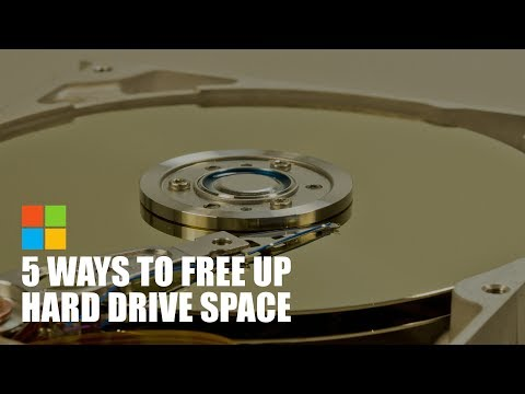 5 Ways to Free Up Hard Drive Space on Windows