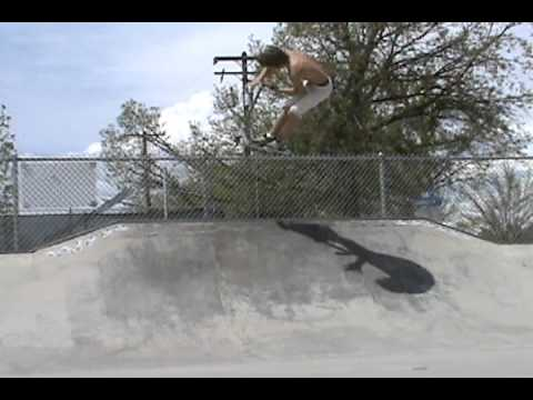 Matt Grippi Fort Boise Day Edit