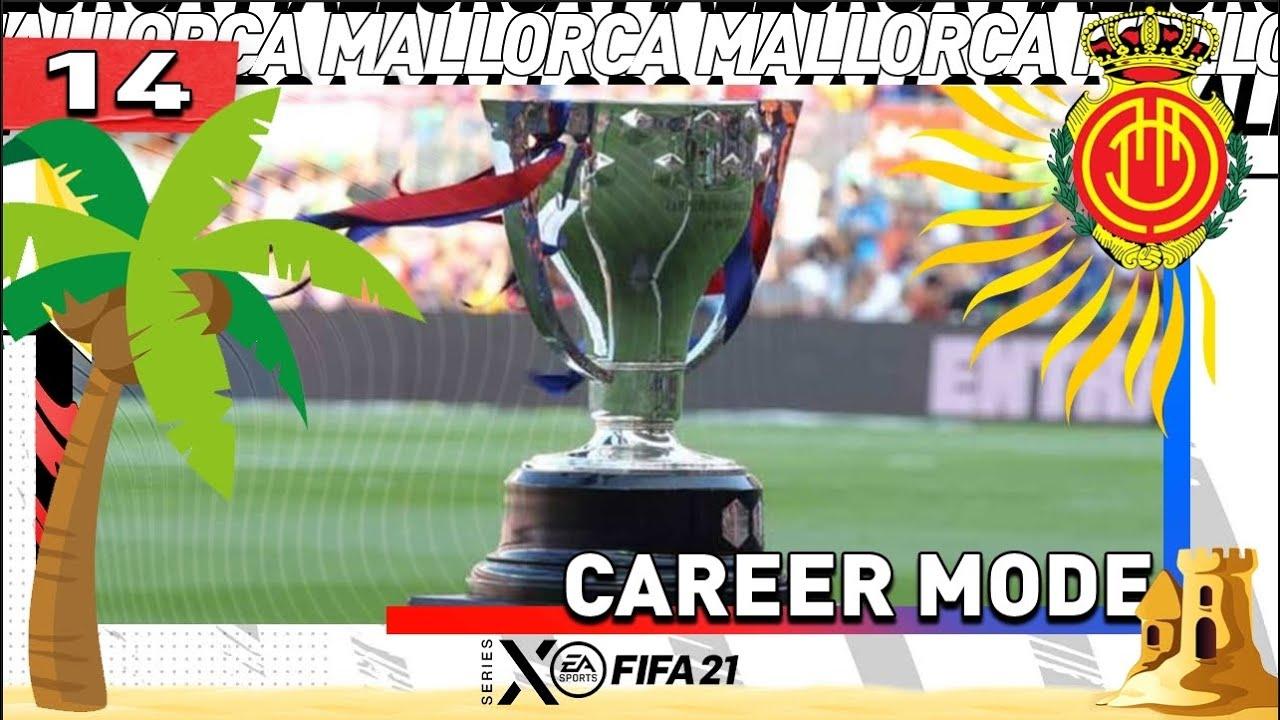 SEASON FINALE LEAVES ME BREATHLESS!! FIFA 21   RCD Mallorca RTG Career Mode S4 Ep14