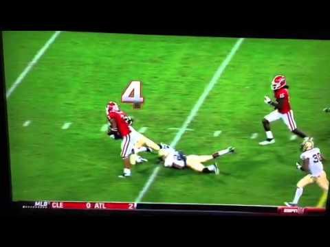 Umm....... That is a SEC defense!