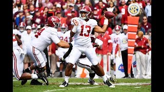 Tua Tagovailoa Keeps Dominating The Competition With 4 TD Performance