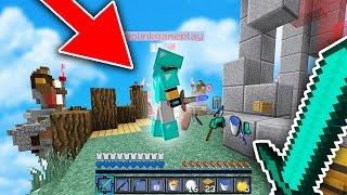 We Got 350 KILLS in ONE Minecraft BED WARS game... No joke