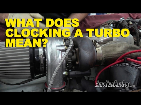 What Does Clocking a Turbo Mean?