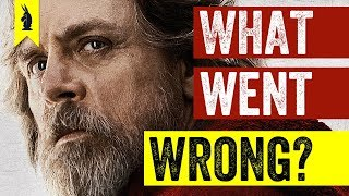 Star Wars: The Last Jedi - What Went Wrong? – Wisecrack Edition