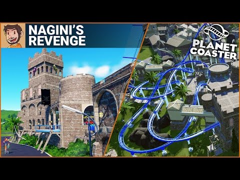 COASTER BUILD | Nagini's Revenge (Planet Coaster)