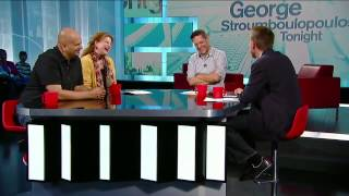 The Panel: Linda Kash, Paul Bates And Ali Hassan On Gst (11/21/13)